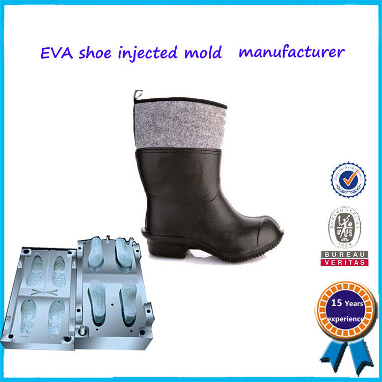 Anti Rust Boots Mold  90-100 HRC High Hardness Long Mould Life