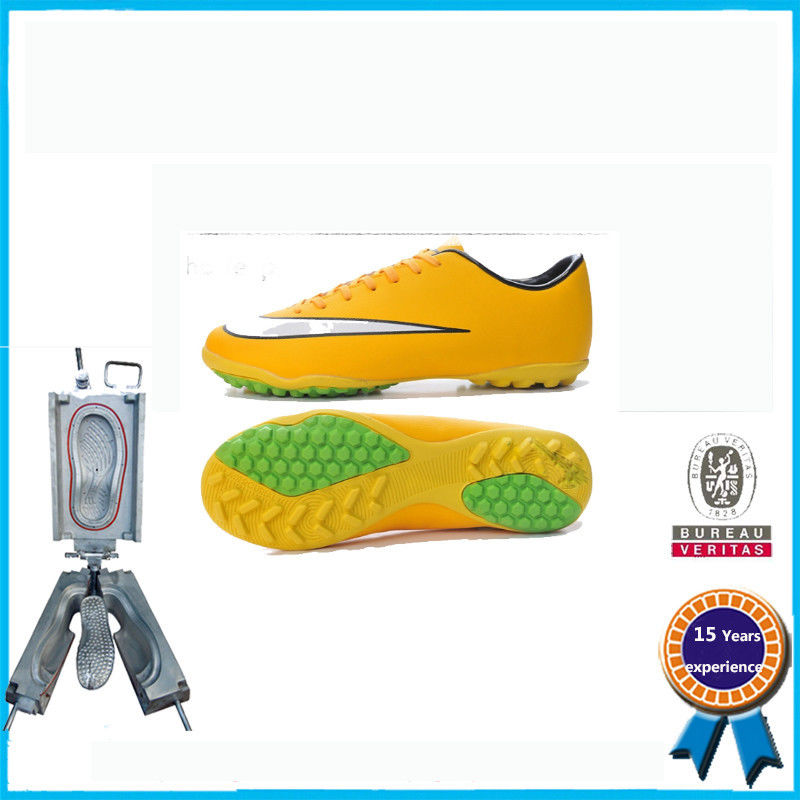 Professional Rubber Shoe Mold Corrosion Resistant Easy To Operate