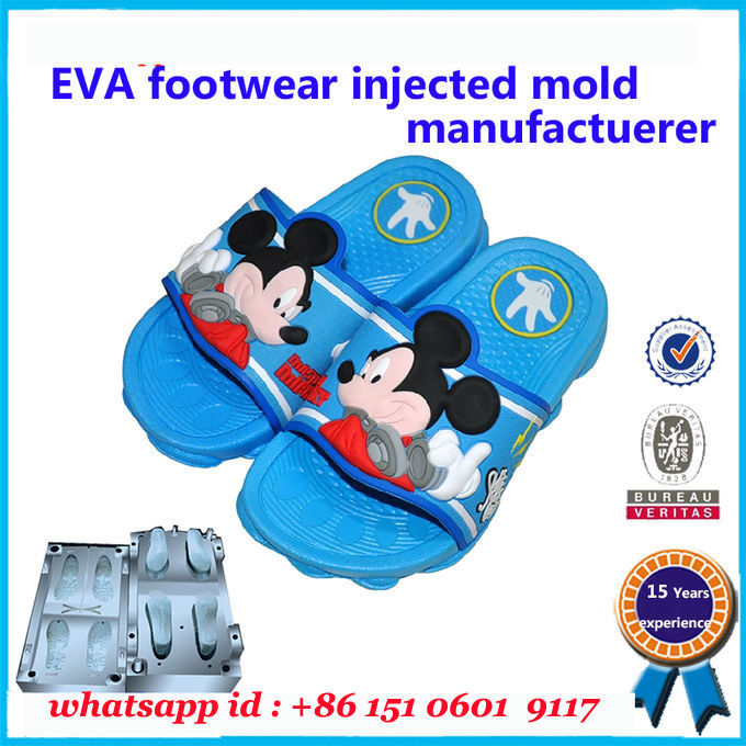Durable Colorful Flip Flop Mold Fashionable And Original Design
